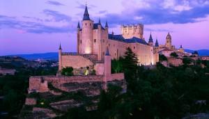 Alcazar-de-segovia-(Spain)