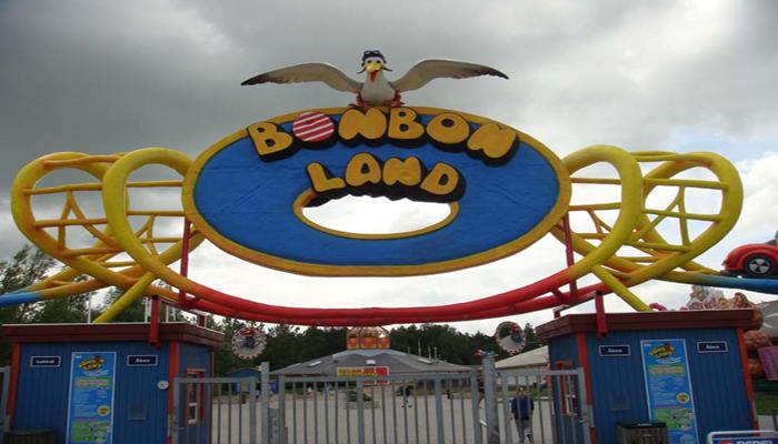 Bon Bon Land in Denmark