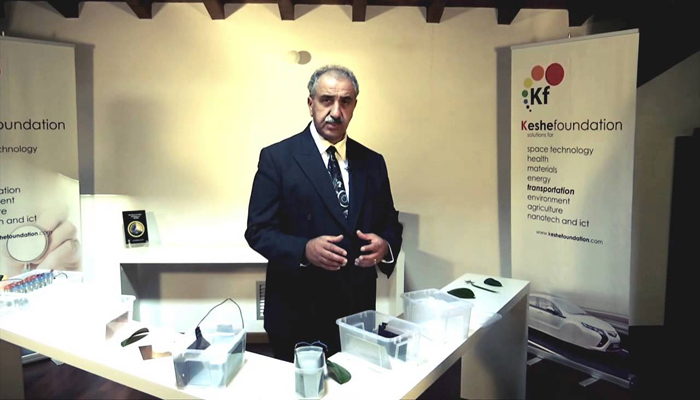 Dr. Mehran Keshe