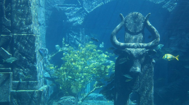 3. mysterious ruins found in ocean-Netmarkers