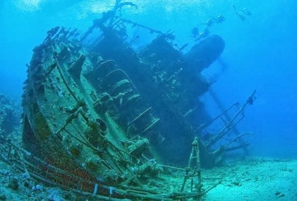 mysterious ruins found in ocean- Netmarkers