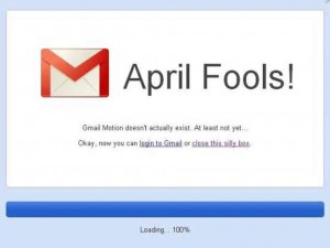 April Fool day prank by Google- Netmarkers