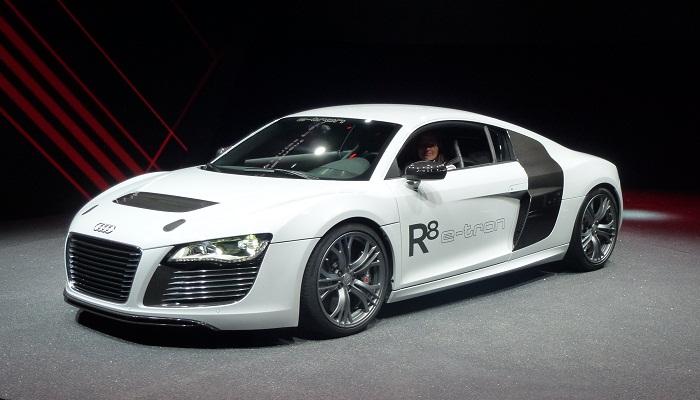 Audi R8-Netmarkers