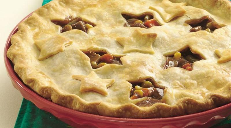 Beef pot pie-Netmarkers