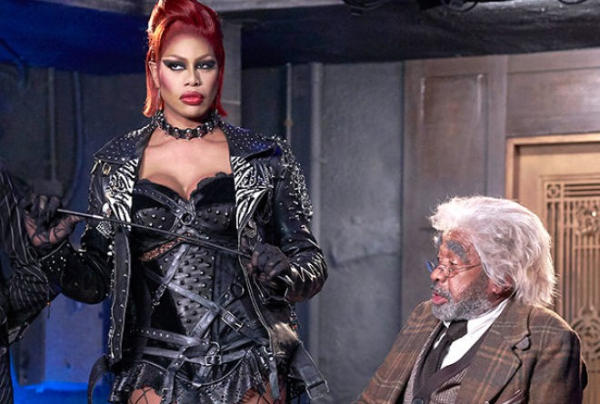 Laverne Cox in The Rocky Horror Picture Show- Netmarkers