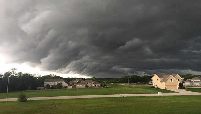 Tornado storms-Netmarkers