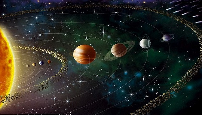 solar system-Netmarkers