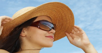 wear sunglasses to protect eyes-Netmarkers