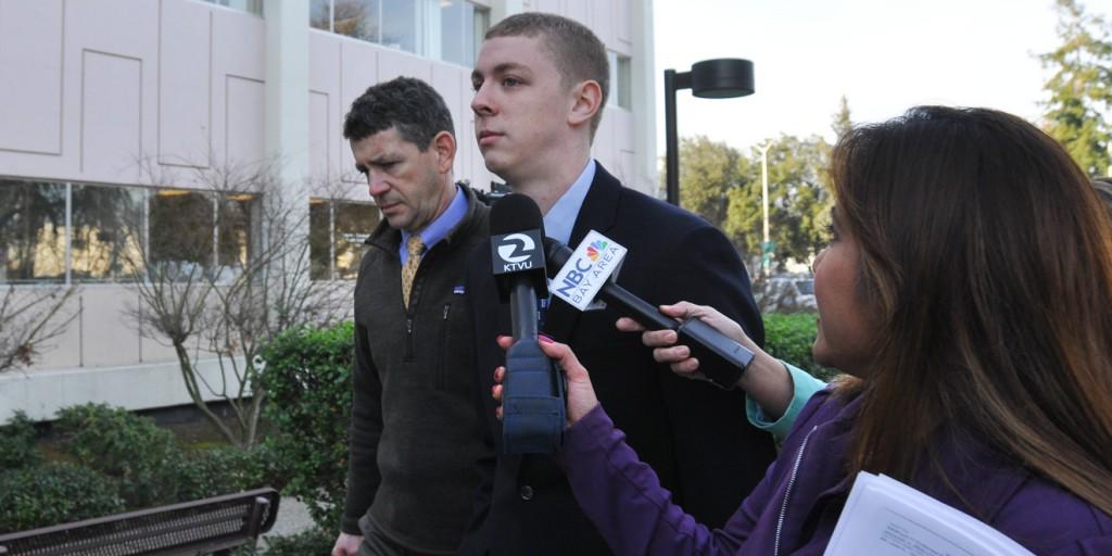 Brock Turner- Culprit in Stanford rape case- Netmarkers