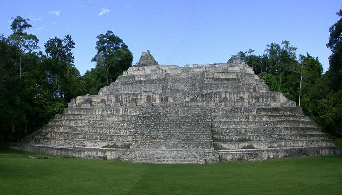 Caracol, Belize-Netmarkers