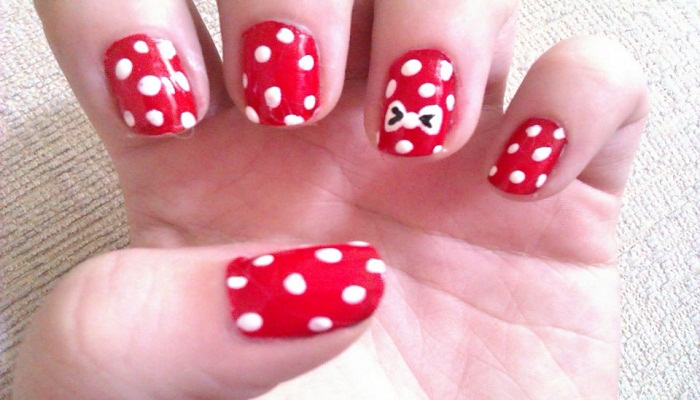 Dotted nail art-Netmarkers