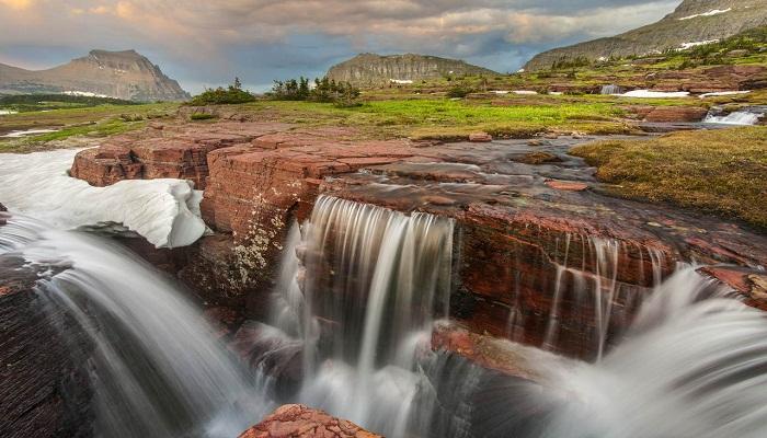 Glacier National Park, Montana-Netmarkers