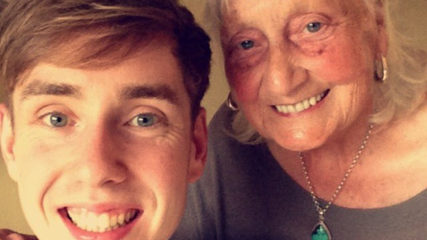 Most polite grandma viral- Netmarkers