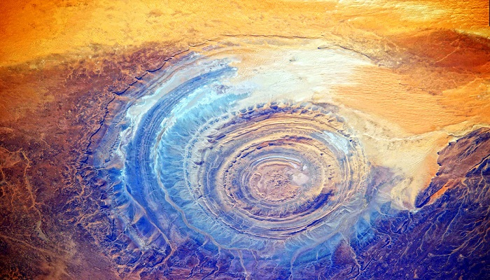Richat Structure, Mauritania-Netmarkers