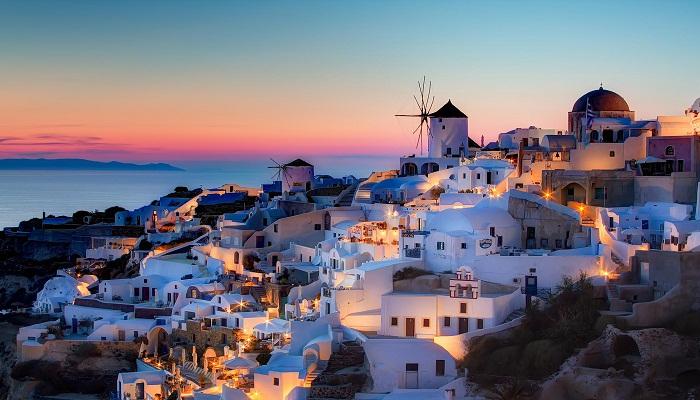 Santorini, Greece-Netmarkers