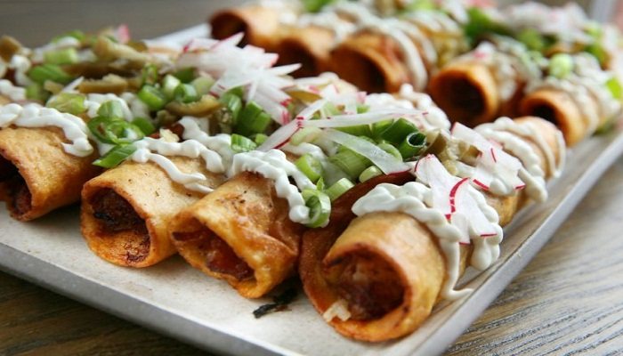 Thai Red Curry Taquitos-Netmarkers
