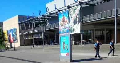 germany cinema shooting ended- Netmarkers