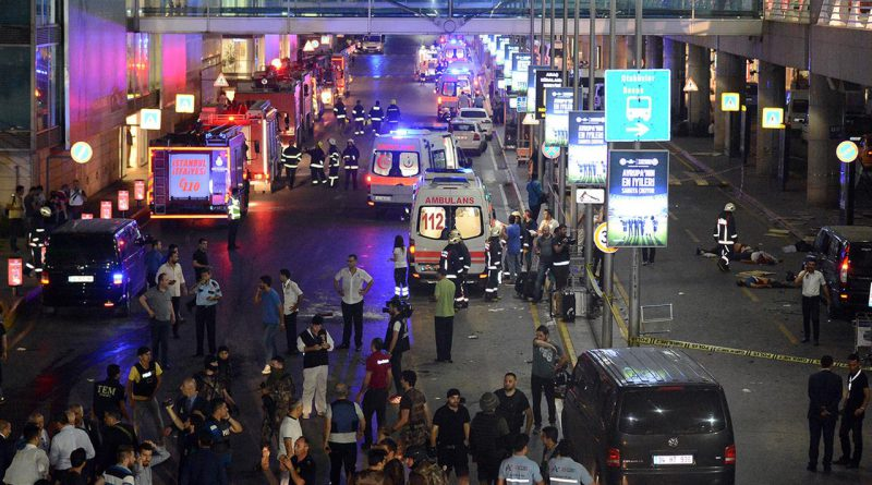 why terrorists targetted Istanbul Airport- facts- Netmarkers
