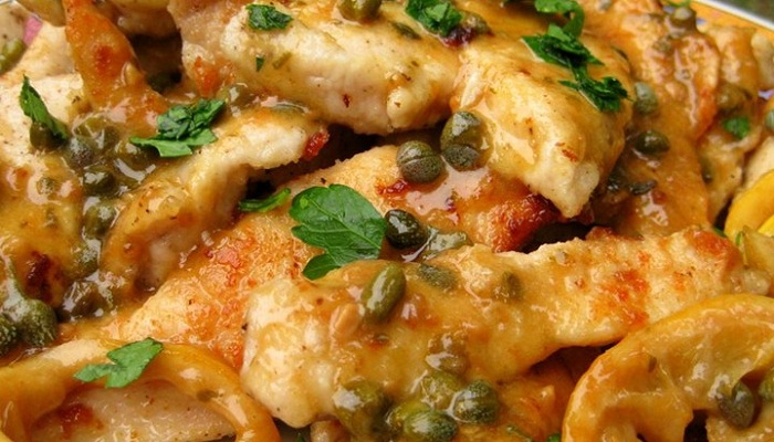 Chicken Piccata-Netmarkers