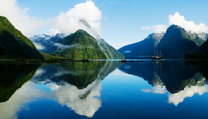 Fiordland National Park, New Zealand-Netmarkers