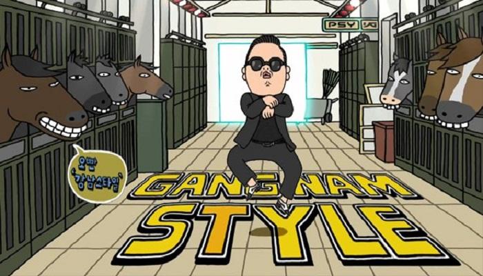 Gangnam style-Netmarkers