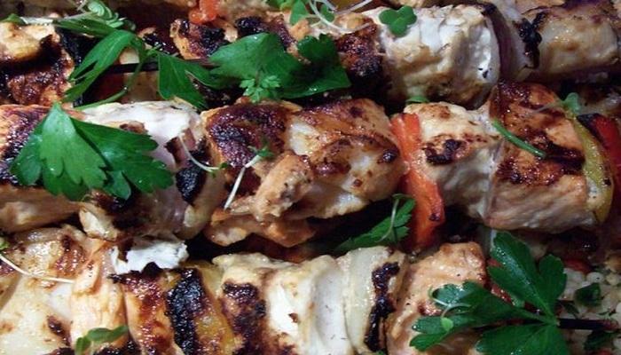 Grilled Swordfish Kebabs-Netmarkers