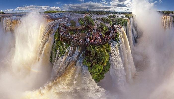 Iguazu Falls-Netmarkers