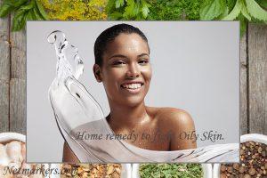 Oily skin - Netmarkers