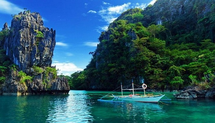 Palawan, Philippines-Netmarkers