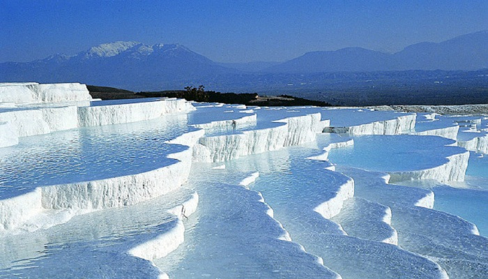 Pamukkale, Turkey-Netmarkers