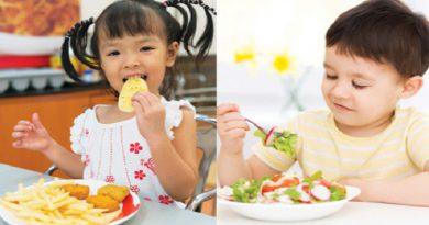 bad-vs-good-eating-habits in children-Netmarkers