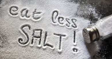 eat less salt for good health-Netmarkers
