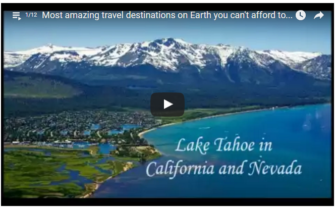 most amazing travel destinations on Earth- Netmarkers