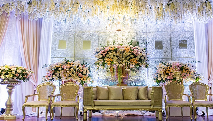 orchid wedding decoration-Netmarkers