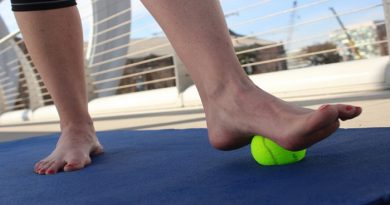 tennis ball-Netmarkers