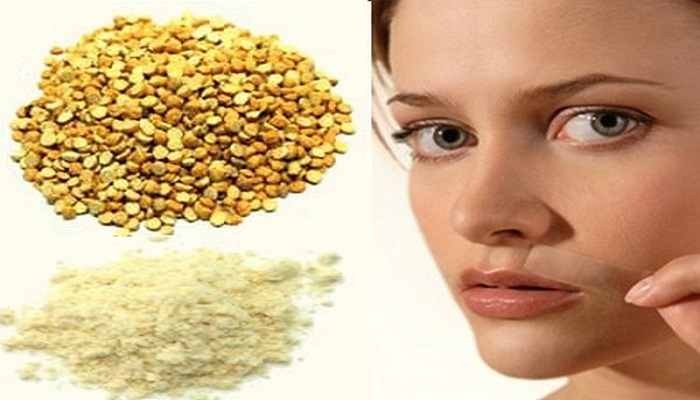 Chana-Dal-Flour-Pack-for-upper-lip-hair-removal-Netmarkers