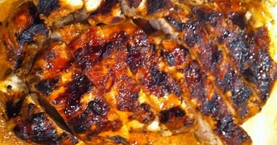 Grilled Chicken and Romaine with Parsley-Lemon Sauce Recipe-Netmarkers