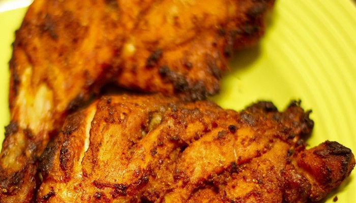 Grilled Tandoori-Style Chicken Drumsticks-Netmarkers