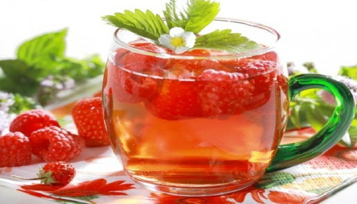 Raspberry Green Tea-Netmarkers