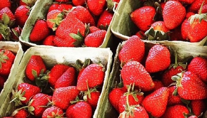Strawberries prevent cancer-Netmarkers