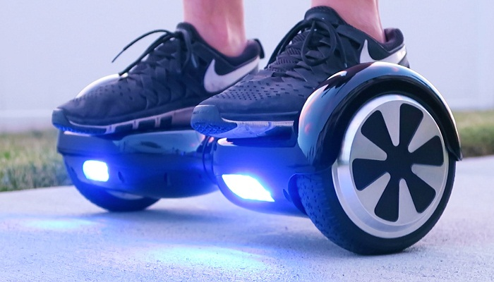 The 'Hoverboard' Scooter-Netmarkers