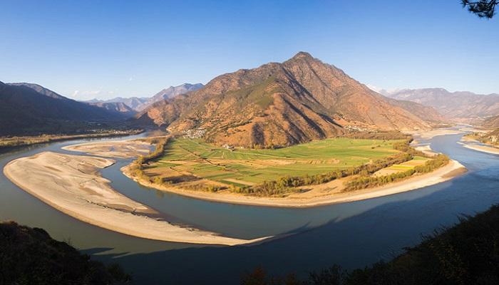 The Yangtze River-Netmarkers