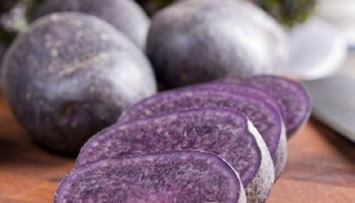purple potatoes prevent cancer-Netmarkers