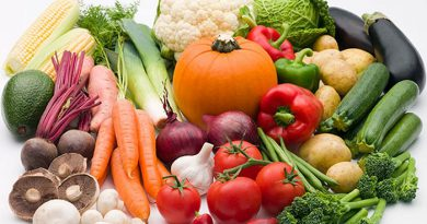 Antioxidant rich vegetables-Netmarkers