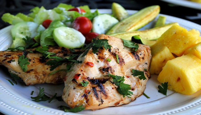 Cilantro-Lime Chicken-Netmarkers
