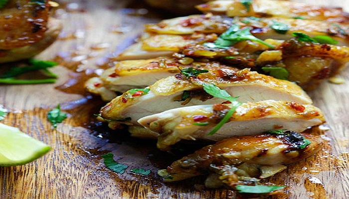 Cilantro-Lime Chicken recipe-Netmarkers