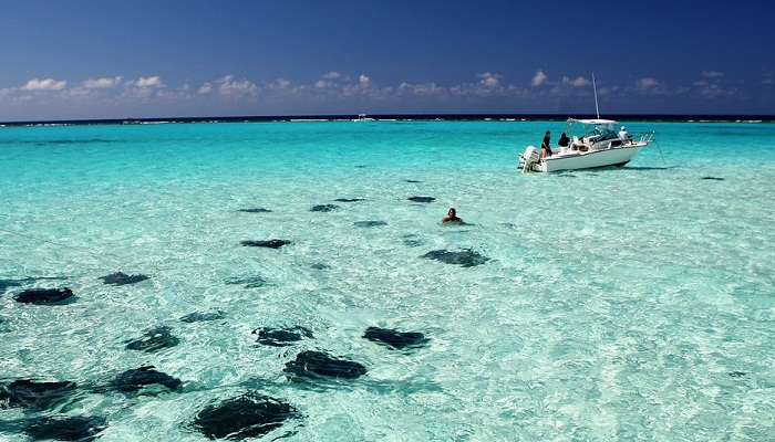 Grand Cayman, Cayman Islands-netmarkers