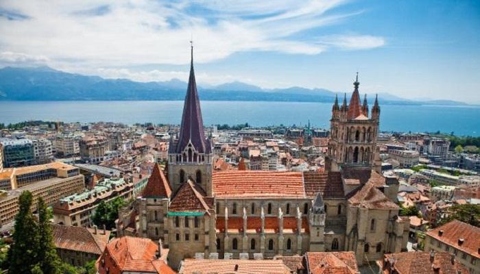 Lausanne, Switzerland-netmarkers