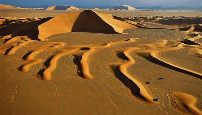Lut Desert Iran-netmarkers