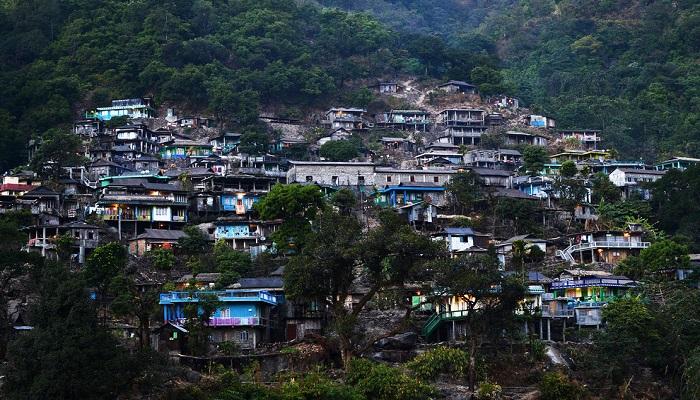Mawsynram, India-netmarkers
